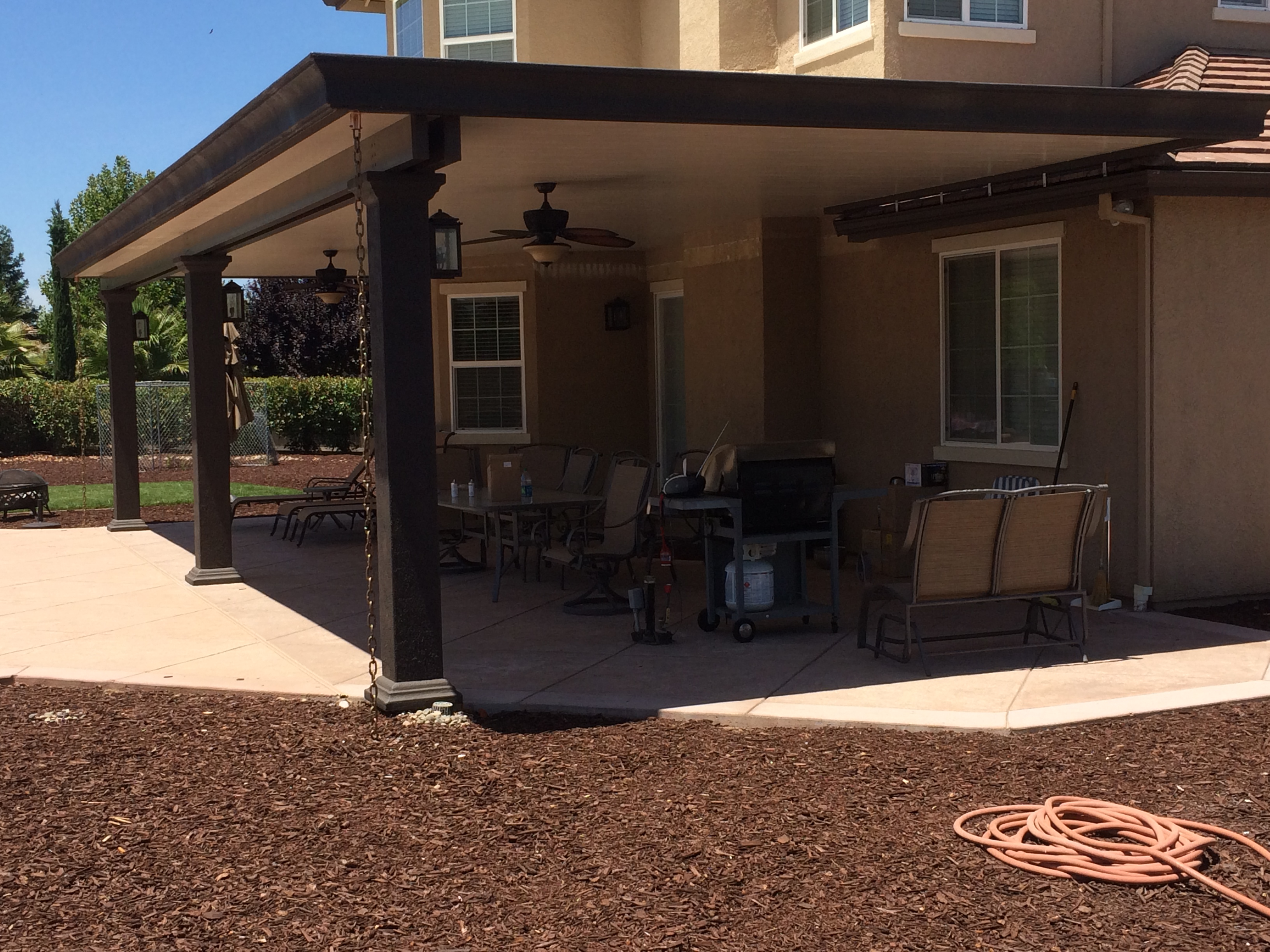columns deck vinyl systems and aluminum specialty railing composite porch pin