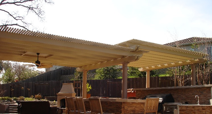 We Craft And Assemble Our Standard Lattice Patio Covers To Invite  Relaxation, An Enhanced Social Setting, And An Extension Of What Truly  Defines Your Patio ...