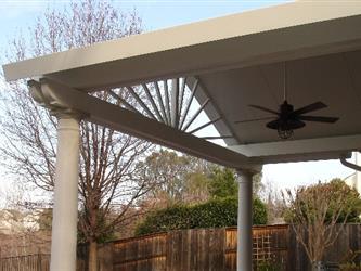 Solid Insulated Patio Cover Upgrade Sacramento Patio