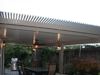 Solid Insulated Patio Cover Upgrade Sacramento Patio