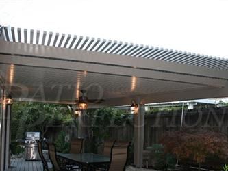 Combination Roof Systems (Upgrade) - Sacramento Patio Covers